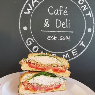 Book an Unforgettable Event with Waterfront Gourmet Cafe & Deli