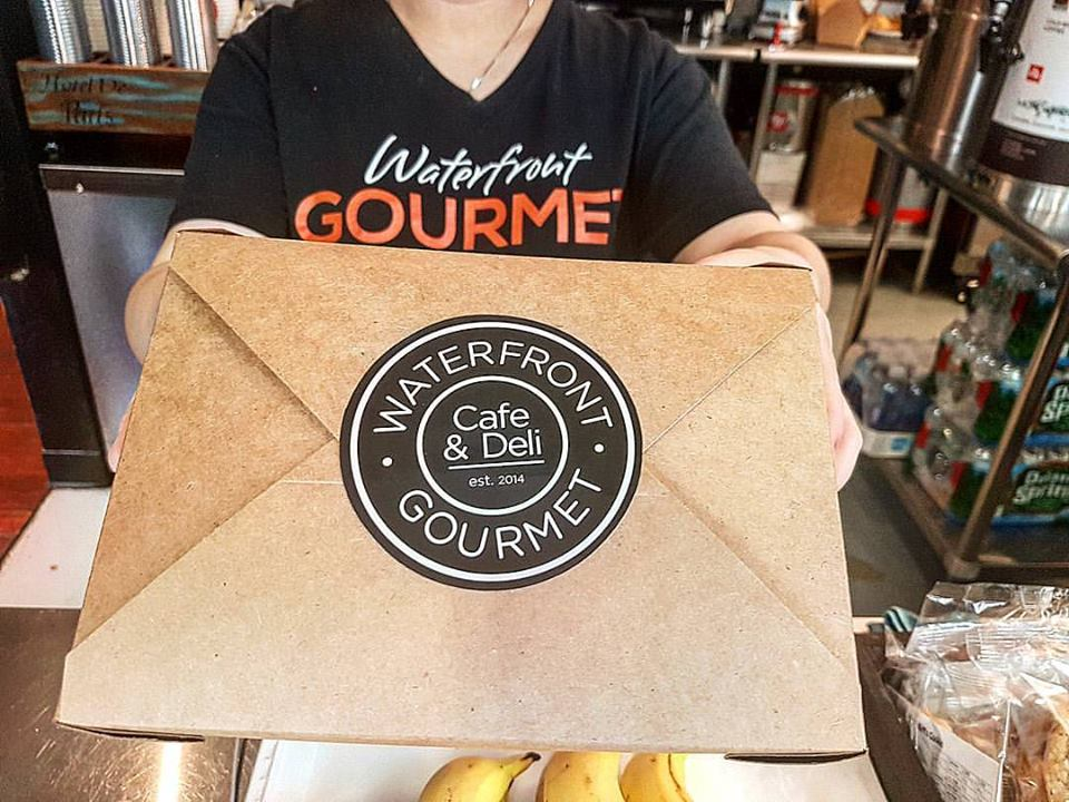 Waterfront Gourmet is Bringing Seriously Good Food to CHOP
