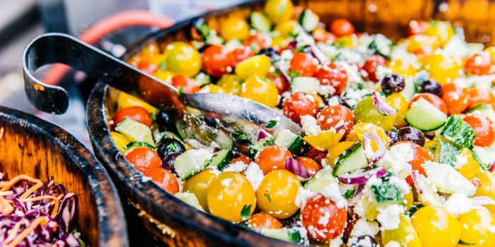 Colorful, Creative, and Delicious Signature Salads Can Make a Meal Go From Good to Great