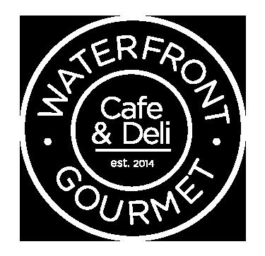 waterfront gourmet logo