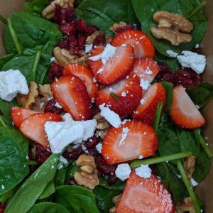 Fruit Salad | Pop Berry Salad