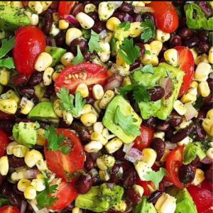 Southwest Grilled Chicken Salad